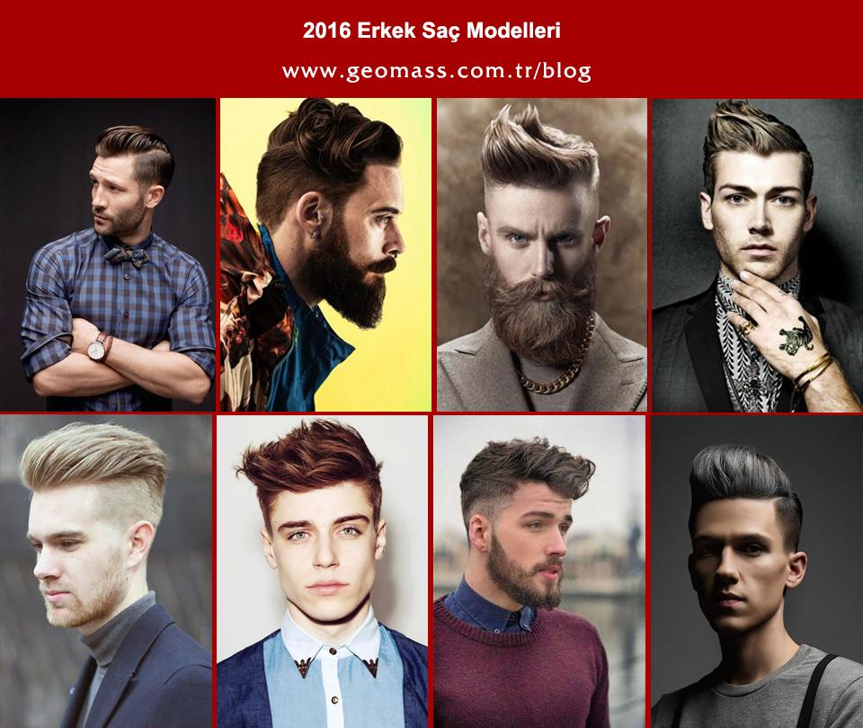 saç modelleri erkek 2016